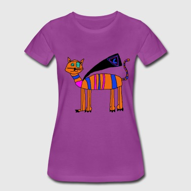 Super Cat - Women's Premium T-Shirt