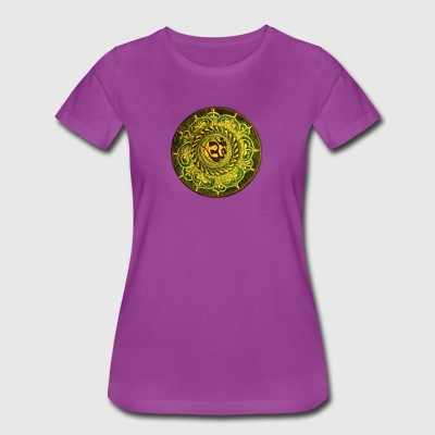 Mandala yes - Women's Premium T-Shirt