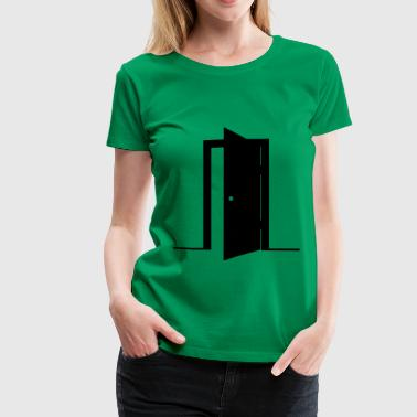 Door - Women's Premium T-Shirt