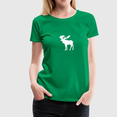 moose - Women's Premium T-Shirt