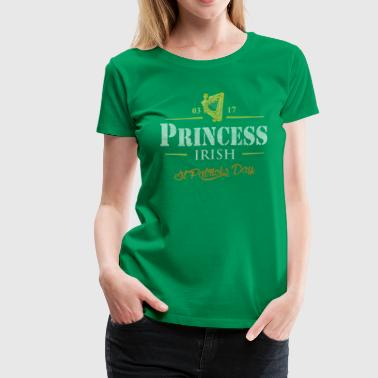Irish Princess St Patrick's Day - Women's Premium T-Shirt