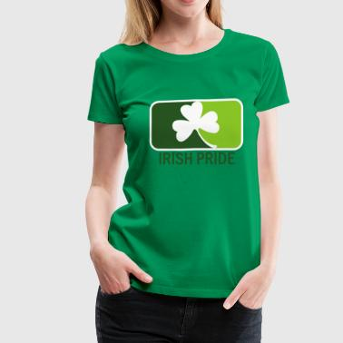 Irish Pride - Women's Premium T-Shirt