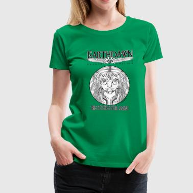 Earthdawn 4E Logo Water Bottle - Women's Premium T-Shirt
