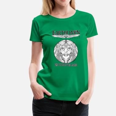 Earthdawn Earthdawn 4E Logo Water Bottle - Women's Premium T-Shirt