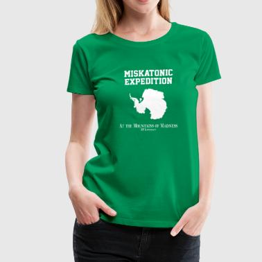 Miskatonic Expedition - Women's Premium T-Shirt