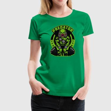 Predator Gym - Women's Premium T-Shirt