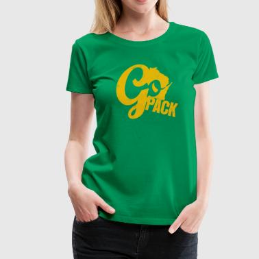 GO PACK - Women's Premium T-Shirt