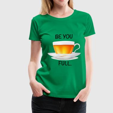 Lounge Tea lover - Women's Premium T-Shirt