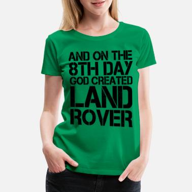 c431069cd75 Shop Land Rover T-Shirts online | Spreadshirt
