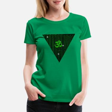 Matrix Om Matrix - Women's Premium T-Shirt
