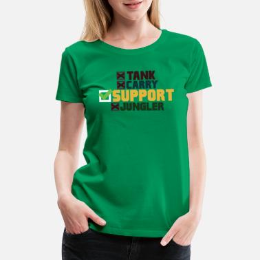 Shop League Of Legends Support T-Shirts online | Spreadshirt