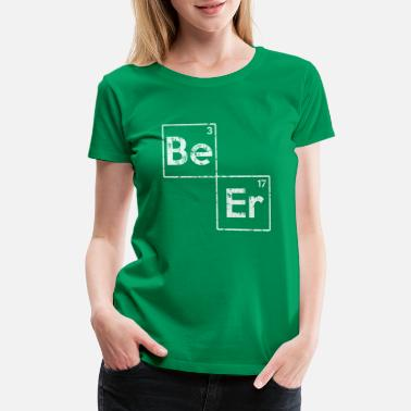 St Patricks Day Beer Elements St Patrick's Day - Women's Premium T-Shirt