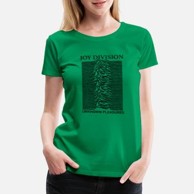 Joy JOY DIVISION Unknown - Women's Premium T-Shirt