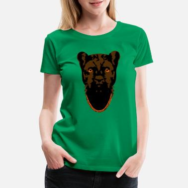 Panther - Women's Premium T-Shirt