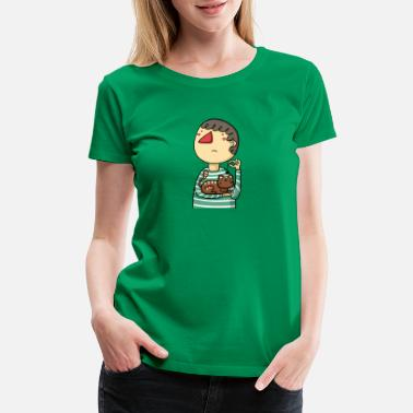 Hugs Cats Hug Cat - Women's Premium T-Shirt
