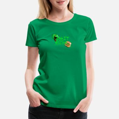 Big Mac Was It The Big Mac - Women's Premium T-Shirt