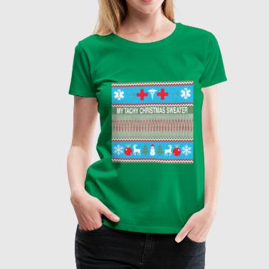 tacky christmas - Women's Premium T-Shirt