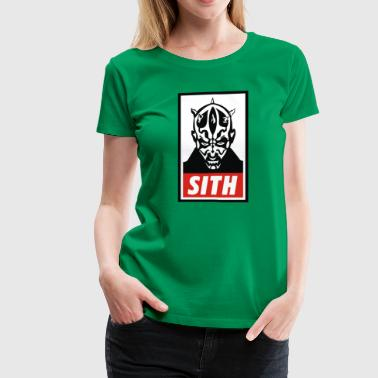 darth maul sith - Women's Premium T-Shirt