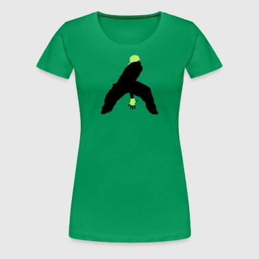 hip hop - Women's Premium T-Shirt