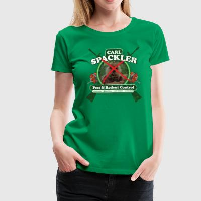 Carl Spackler Pest and Rodent Control - Women's Premium T-Shirt