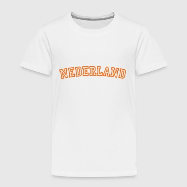 nederland / holland / oranje - Toddler Premium T-Shirt