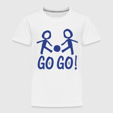 go_go - Toddler Premium T-Shirt