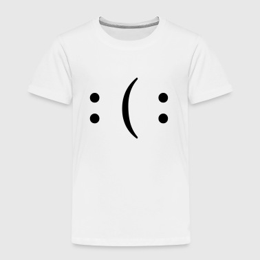 Smile Laugh Mood Bad Laughing  - Toddler Premium T-Shirt