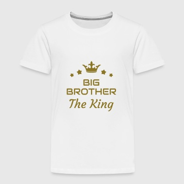 Brother Friend Bro Bruder Frère Hermano Baby - Toddler Premium T-Shirt