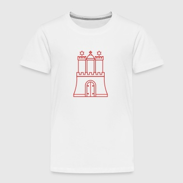 Hamburg - Toddler Premium T-Shirt