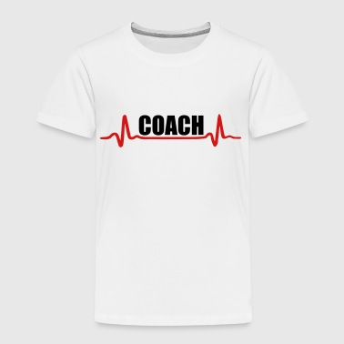 Coach - Toddler Premium T-Shirt