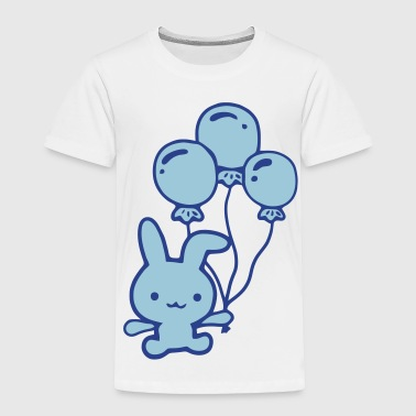 kawaii rabbit - Toddler Premium T-Shirt