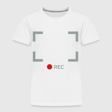 Recording - Toddler Premium T-Shirt