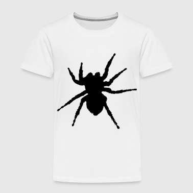 Black Spider black spider - Toddler Premium T-Shirt