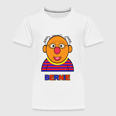 Bernie as a Puppet - Toddler Premium T-Shirt