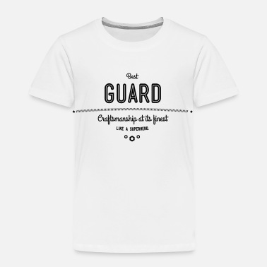 Praetorian best guard - craftsmanship at its finest - Toddler Premium T-Shirt