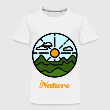 the nature - Toddler Premium T-Shirt