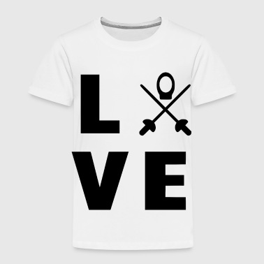 Kings love my sport - Toddler Premium T-Shirt