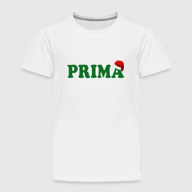 Christmas Morning Matching Shirts Family Pajamas prima cousin female - Toddler Premium T-Shirt