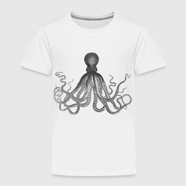 Vintage octopus - Toddler Premium T-Shirt