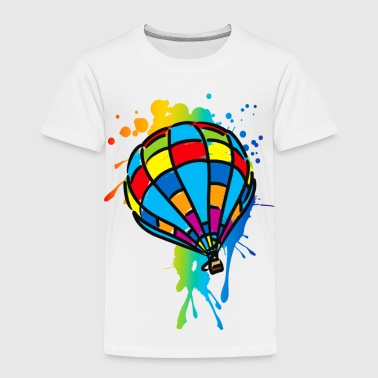 Hot_Air_Balloon_Trip - Toddler Premium T-Shirt