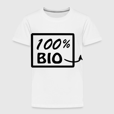 Bio BIO - Toddler Premium T-Shirt