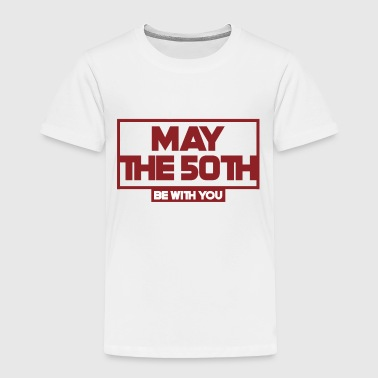 50th birthday - Toddler Premium T-Shirt