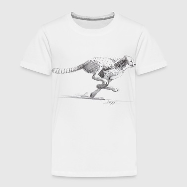 Cheetah - Toddler Premium T-Shirt