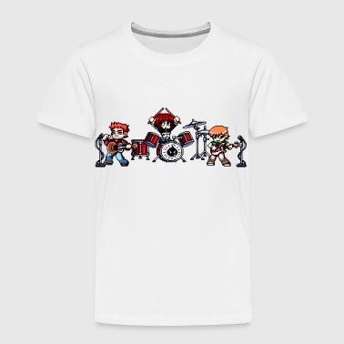 Scott Pilgrim Band - Toddler Premium T-Shirt