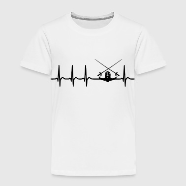 heartbeat fencing - Toddler Premium T-Shirt