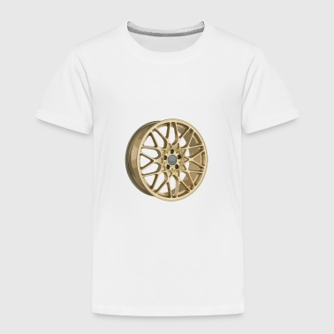 Wheel - Toddler Premium T-Shirt