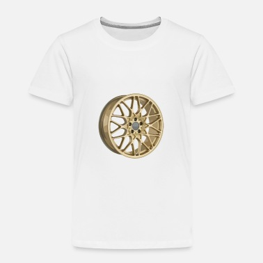 Wheel Wheel - Toddler Premium T-Shirt