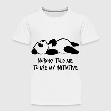 Initiative - Toddler Premium T-Shirt