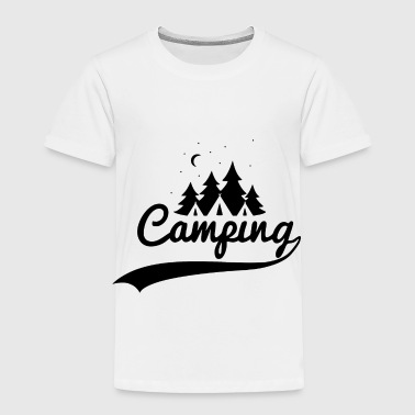 camping deluxe - Toddler Premium T-Shirt