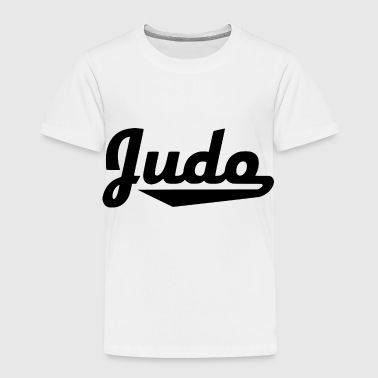 judo is my passion - Toddler Premium T-Shirt